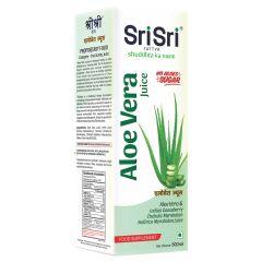 Sri Sri Tattva Aloe Vera Juice, 1000ml