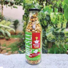 Nutty Yogi Cinnamon Apple Pie Muesli -250gms