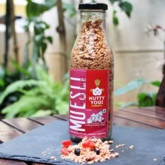Nutty Yogi Berry Blast Muesli - 250 gms