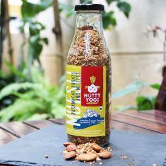 Nutty Yogi Buckwheat Groats & Millets Muesli-250 gms