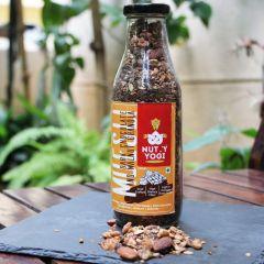 Nutty Yogi Crunchy Dark Chocolate And Walnut Granola Muesli 250gms