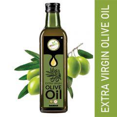 Orgabite Extra Virgin Olive Oil Glass Bottle 500ml