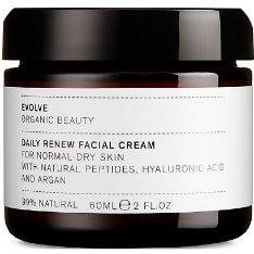 Evolve Daily Renew Facial cream