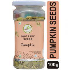 Orgabite Organic Pumpkin Seeds 100g