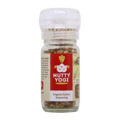 Nutty Yogi Organic Italian Herb Seasoning 45 gms